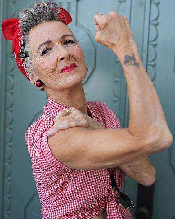 50's style granny