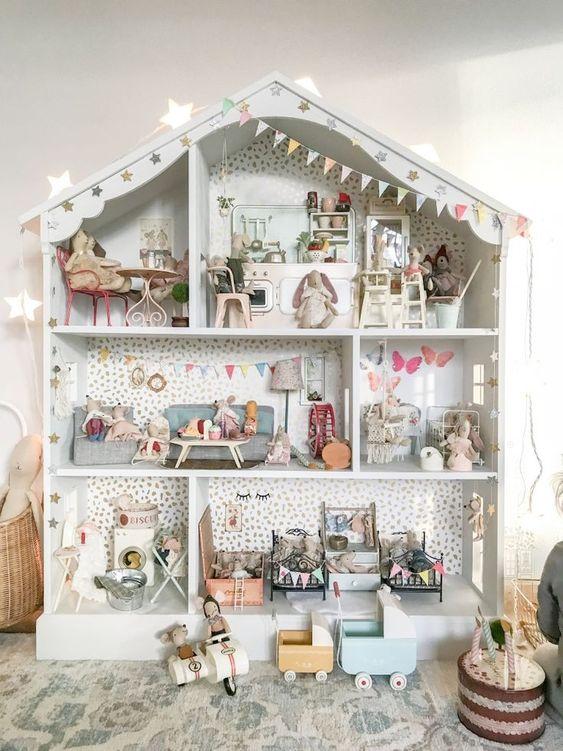 maileg handmade dolls house