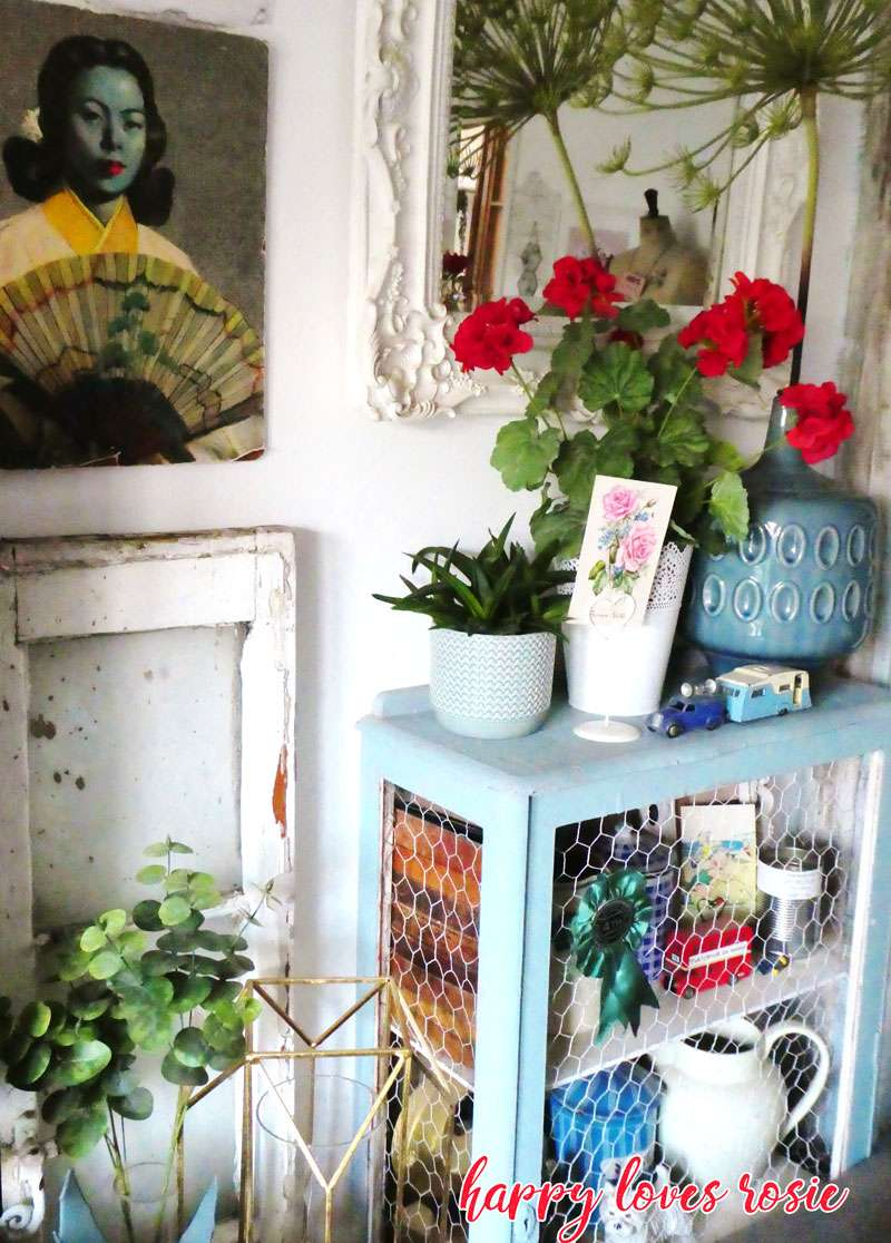 eclectic french decor
