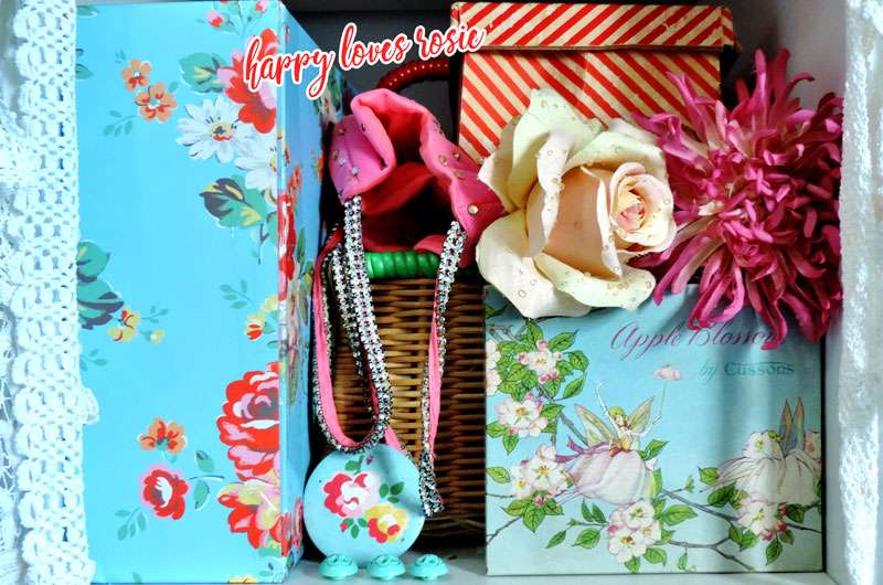 stationary diamontes and roses
