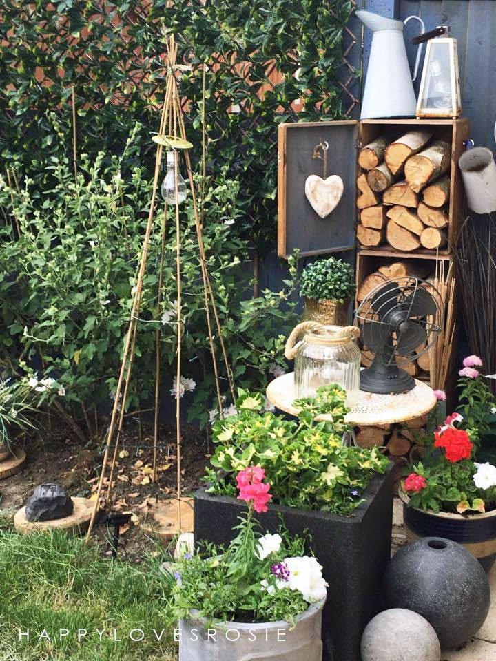 garden pots and pans