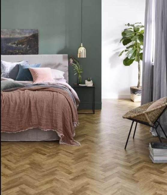 parquet floor bedroom 2021 trends