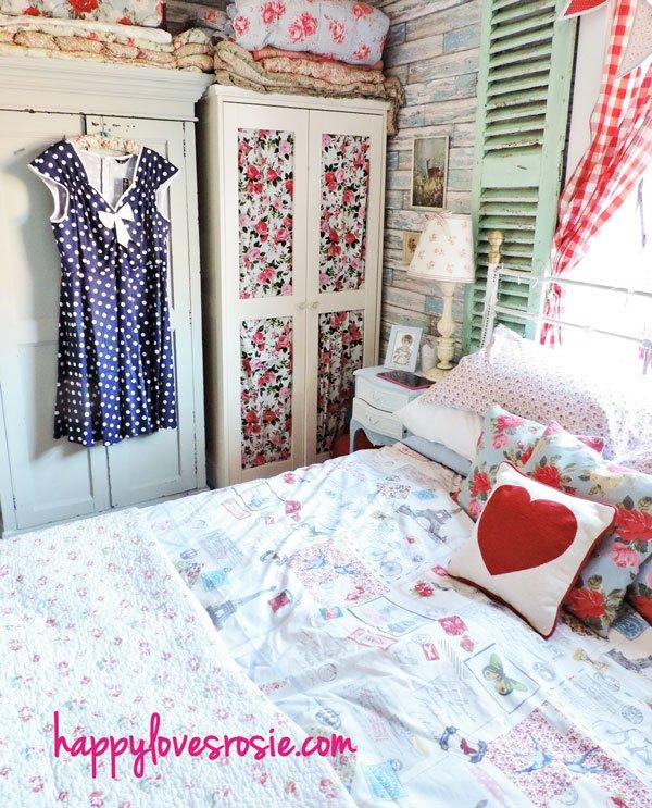 bright cath kidston bedroom decor